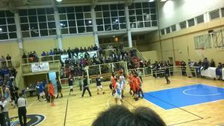 Basket, Diamond Foggia-Weddin Manfredonia 101-95