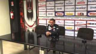 """Calcio, Brescia: """"Ci abbiamo provato"""""""
