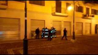 Foggia, bomba all'ex pizzeria Fratelli La Bufala