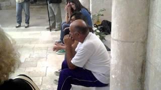 Manfredonia – San Michele – messa pellegrini