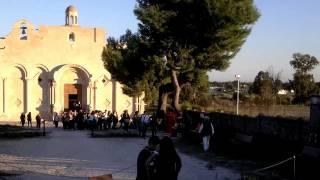 Manfredonia – San Michele – pellegrini verso Monte