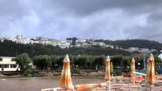 Peschici – alluvione Gargano