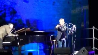 Roberto Vecchioni canta Saffo a Monte Sant'Angelo