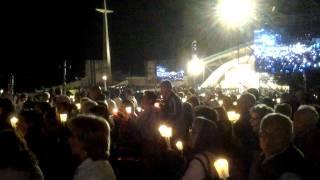 S. G. Rotondo – festa S. Pio – veglia notturna