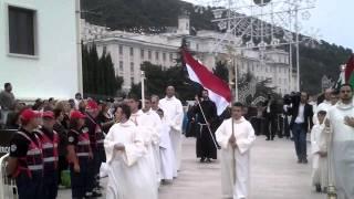 S. Giovanni Rotondo – festa San Pio – processione