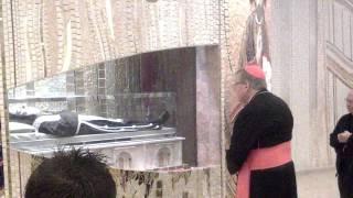 San Giovanni Rotondo – festa San Pio – card. Pell