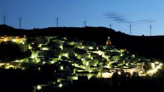 Alberona, il paese presepe