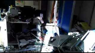 Foggia, bomba al bancomat di Rione Martucci