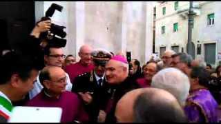 Foggia abbraccia il nuovo Arcivescovo
