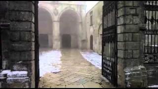 Nevica su San Michele