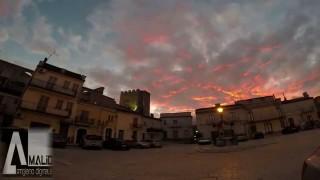 Un tramonto di Pietra