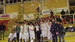 Basket, la Diamond sul tetto della Puglia