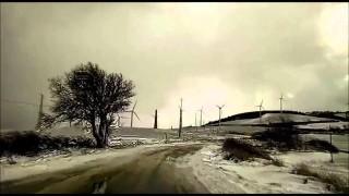 Monti Dauni, gelo siberiano