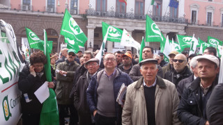 Cia Puglia, mobilitazione per l'agricoltura