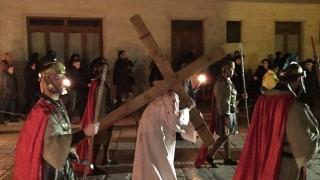 Settimana Santa, le scene della Passione a Castelnuovo
