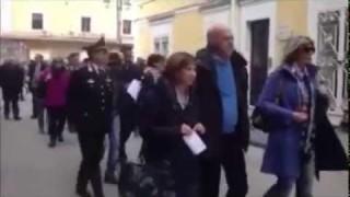 """Foggia, """"struscio"""" anti-pizzo"""