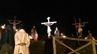 La Via Crucis a Castelnuovo della Daunia