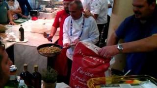 Peppe Zullo e Rossopomodoro