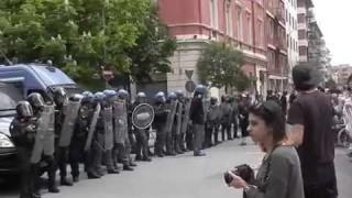 Salvini a Foggia in una città blindata