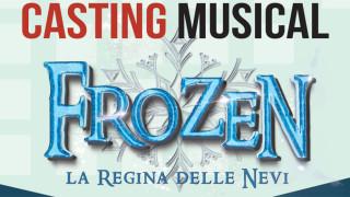 Frozen, il casting: a Foggia il 16 giugno