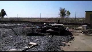 Futuragri, a fuoco 22mila cassoni