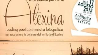 "Poesia, musica e immagini: oggi ""Alexina"" accarezza Lesina"
