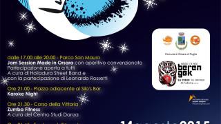 Orsara, Notte Bianca: 10 ore di musica live e omaggio a Ligabue