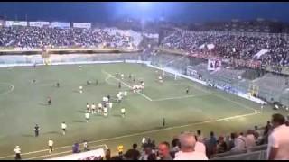 Foggia-Catanzaro 1-1, l'occasione di Viola (video)