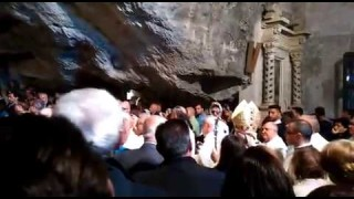 Monte, la grotta di San Michele