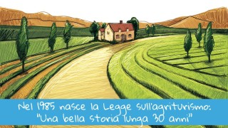 A Foggia domenica c'è la Giornata Nazionale dell'Agriturismo