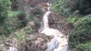 Biccari circondata da fiumi di fango