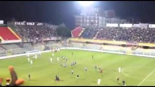 Foggia-Andria 1-0, la corona di Re Pietro