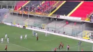 Foggia-Lecce 4-0: 17 secondi di delirio (video)