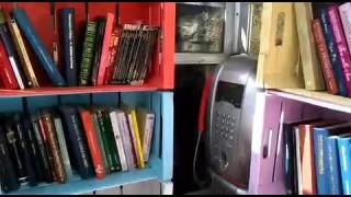 La 'Bibliocabina' dei Monti Dauni