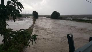 Alluvioni, sopralluogo di Di Gioia nei comuni della Capitanata