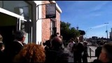 Borgo Mezzanone, inaugurato il CUP