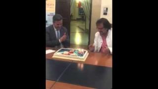 Buon compleanno Toni Santagata