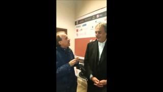 "(video) ""Enza"", backstage e gag con Gianni Ciardo"