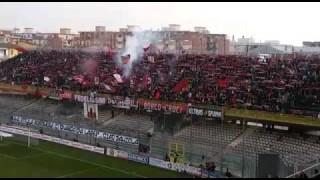 Foggia-Benevento, lo Zac è una bolgia
