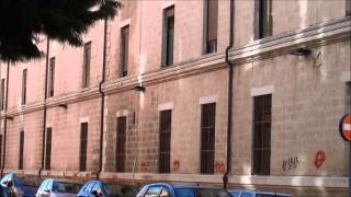 Foggia, writers senza scrupoli