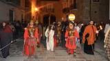 La Via Crucis di Castelnuovo della Daunia (video)