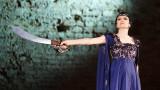 Carla Fracci danza per Foggia