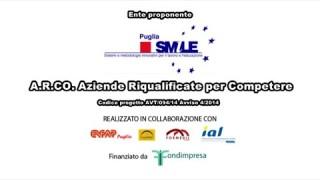 Formazione e lavoro: frecce di innovazione nell'A.R.CO. di Smile Puglia