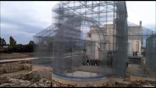 Manfredonia, la basilica d'acciaio