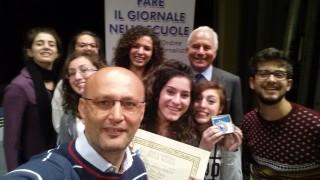 Campioni d'Italia del giornalismo: ragazze e ragazzi del Pascal mettono tutti 'Sottosopra'