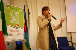 congresso Anpi Giuseppe Marrone