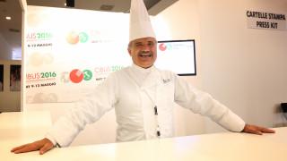 Peppe Zullo e la pasta di legumi in giro per il mondo