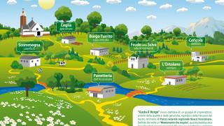 Borgo Incoronata e un'idea 'appetitosa': diventare il borgo del gusto
