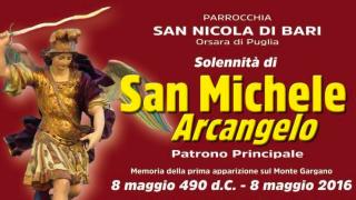 """""""Guarda benigno Orsara"""": l'8 maggio di San Michele"""