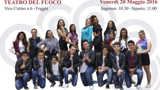 C.E.P. come essere protagonisti: il musical made in Foggia